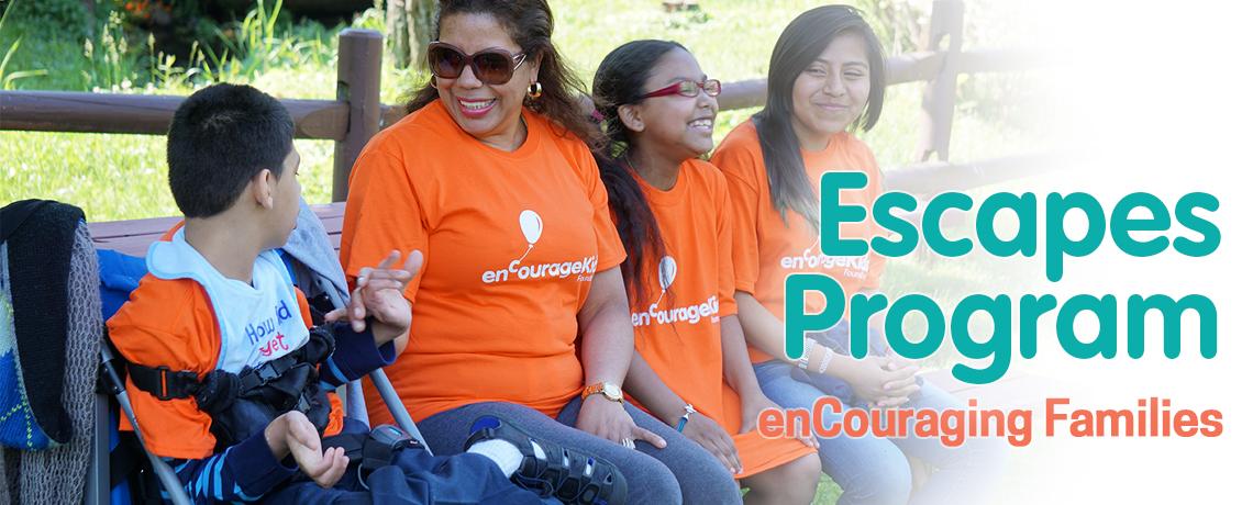 enCourage Kids Escapes Program