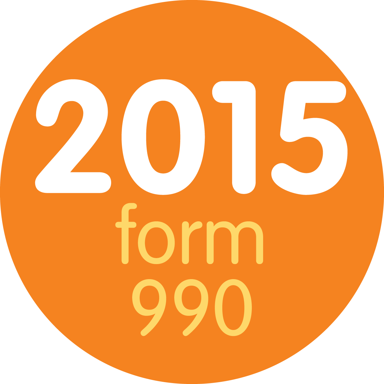 2015 Form 990