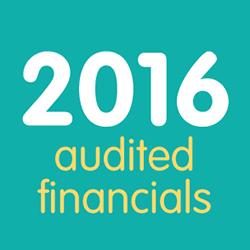 enCourage Kids 2016 Audited Financials
