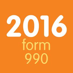 enCourage Kids 2016 Form 990