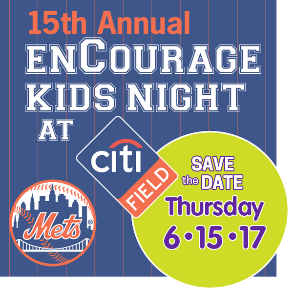 enCourage Kids - Night at Citi Field