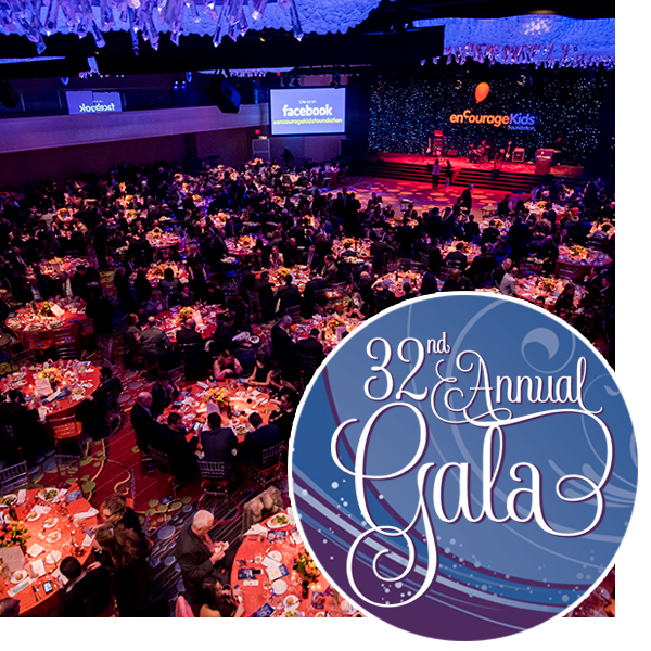 enCourage Kids Gala 2017