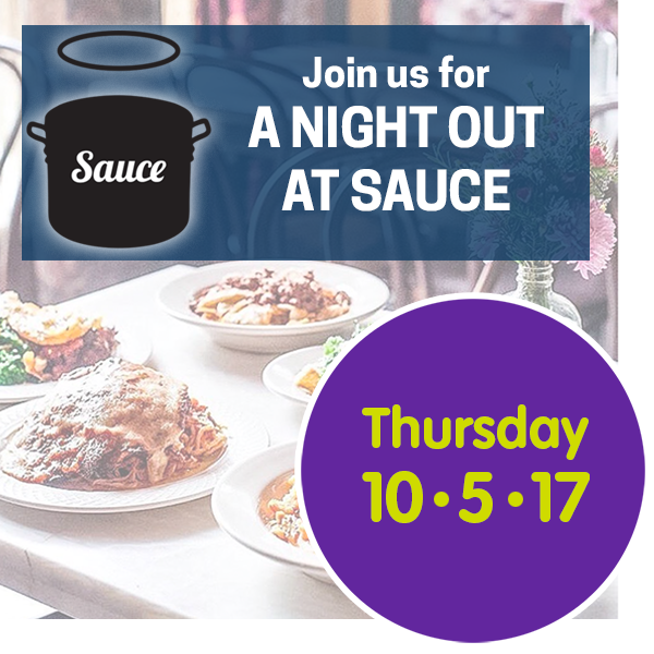 Event - Night Out at Sauce
