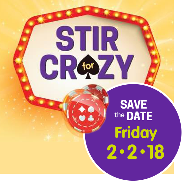 Event - Stir Crazy 2018