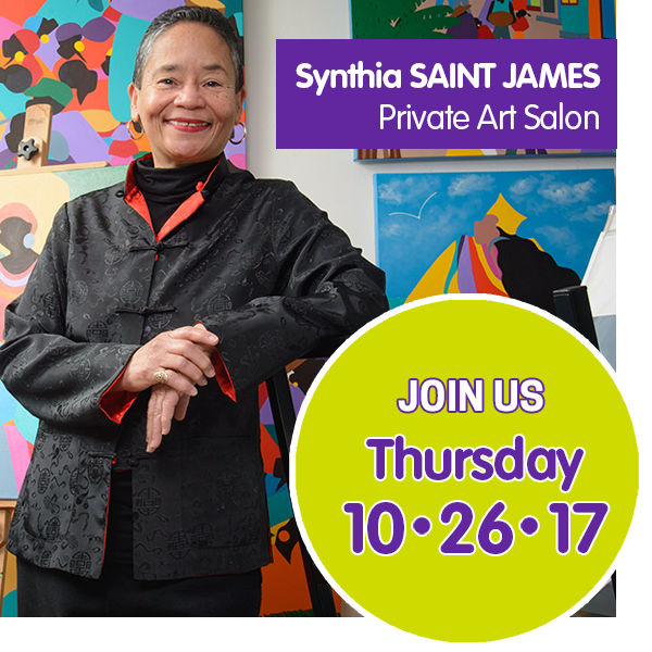 Synthia SAINT JAMES Art Salon