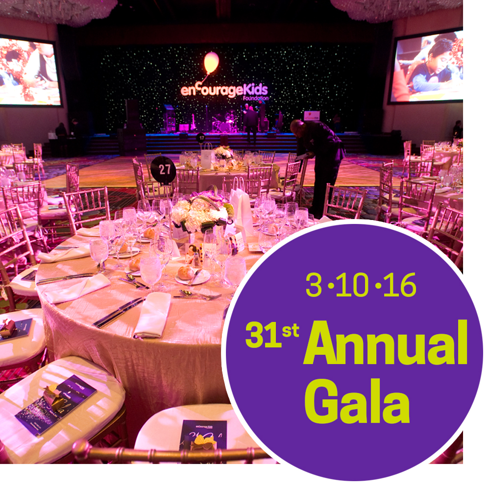 enCourage Kids Gala 2016