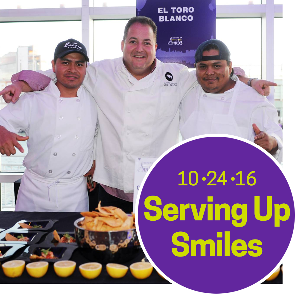 Serving Up Smiles 2016