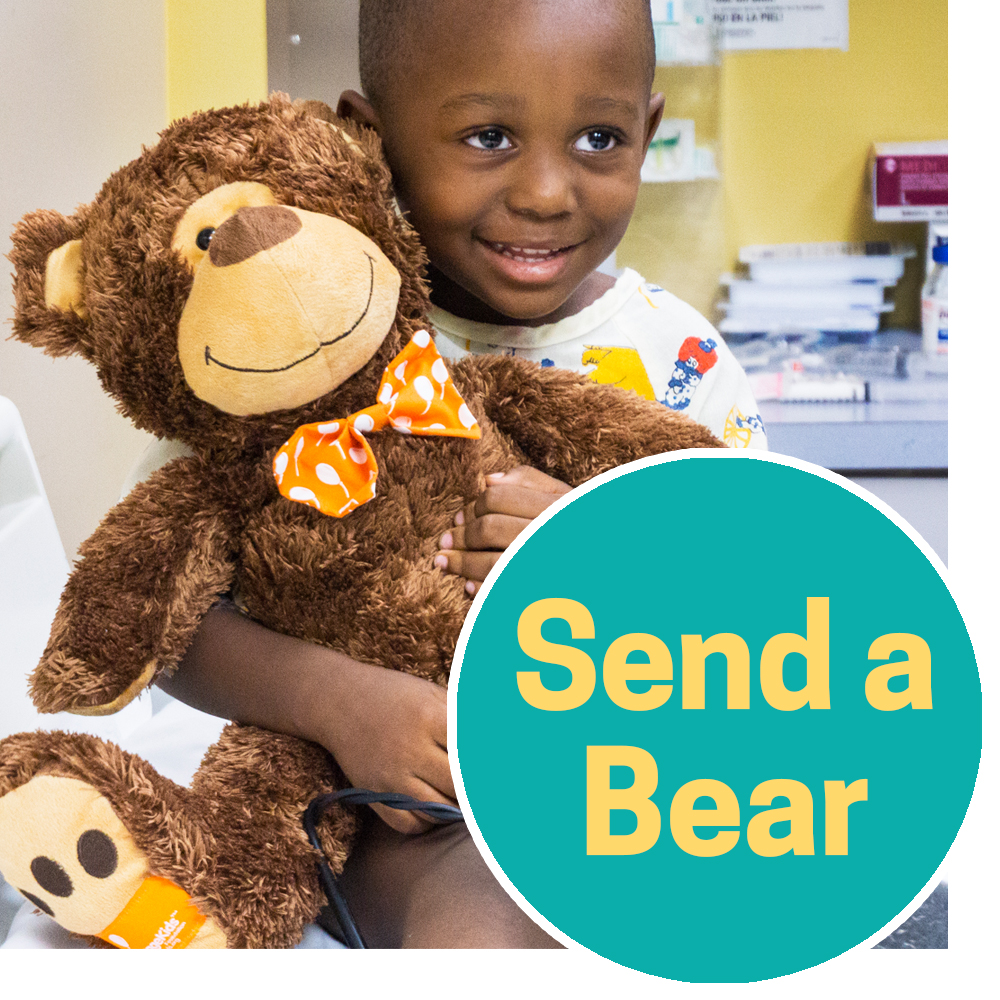 Ways to Give - Send a Bear