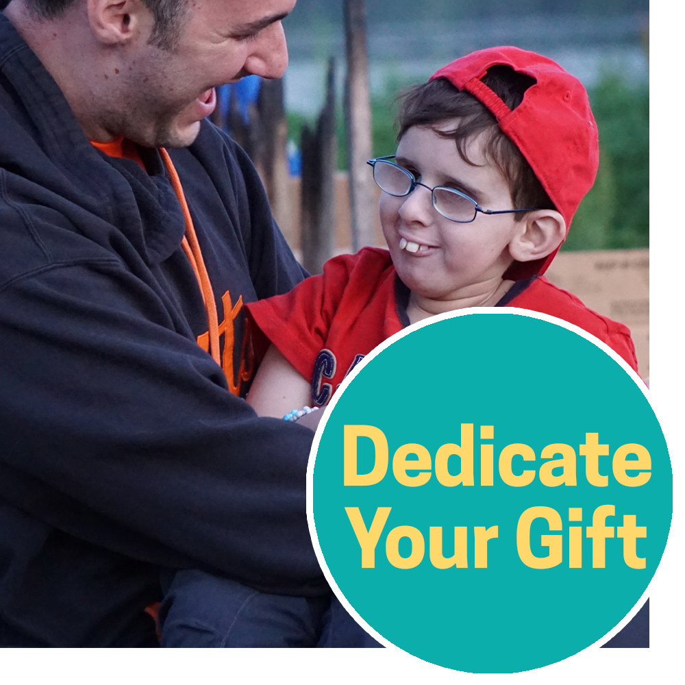 Ways to Give - Dedicate Your Gift