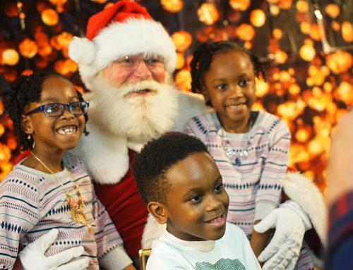 enCouraging Holiday Cheer