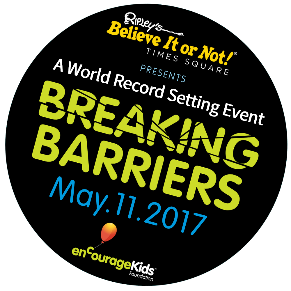 Breaking Barriers - World Record Event
