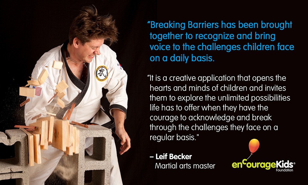 Breaking Barriers - Leif Becker