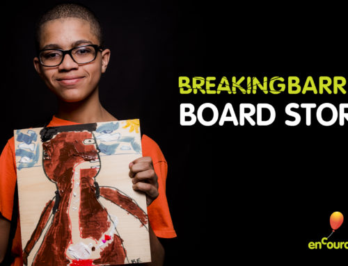 Breaking Barriers Board Stories: KE