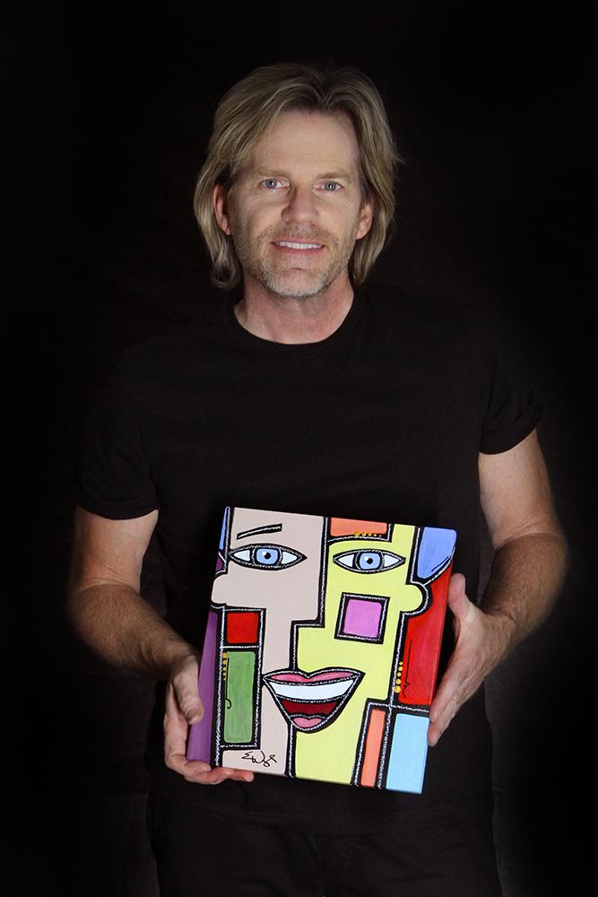 Artist Eric Waugh