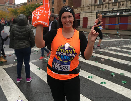 Making the Miles Matter in the NYC Marathon